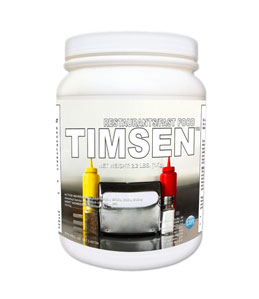 TIMSEN™ Restaurants and Fast Food